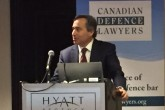 Trial presentation to the Canadian Defence Lawyers — 2016 annual meeting